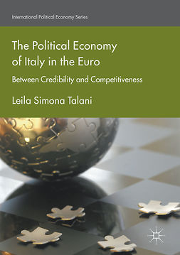 Talani, Leila Simona - The Political Economy of Italy in the Euro, ebook