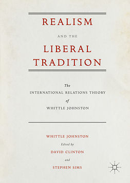 Clinton, David - Realism and the Liberal Tradition, ebook
