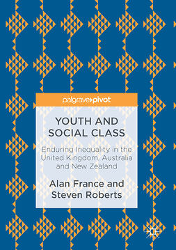France, Alan - Youth and Social Class, ebook