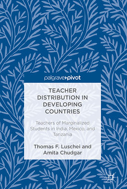 Chudgar, Amita - Teacher Distribution in Developing Countries, ebook