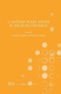 Guzman, Martin - Contemporary Issues in Microeconomics, ebook