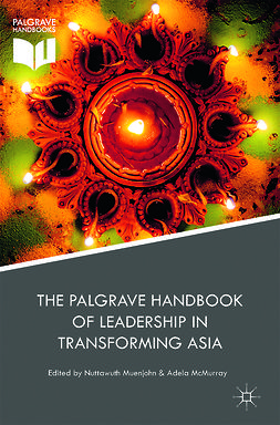 McMurray, Adela - The Palgrave Handbook of Leadership in Transforming Asia, e-kirja