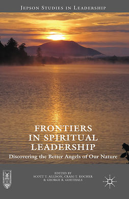 Allison, Scott T. - Frontiers in Spiritual Leadership, e-bok