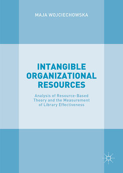 Wojciechowska, Maja - Intangible Organizational Resources, ebook
