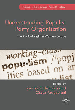 Heinisch, Reinhard - Understanding Populist Party Organisation, ebook