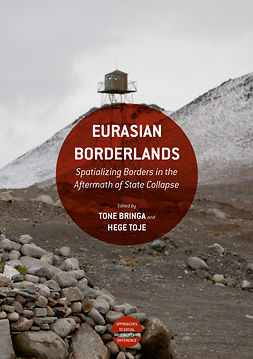 Bringa, Tone - Eurasian Borderlands, ebook