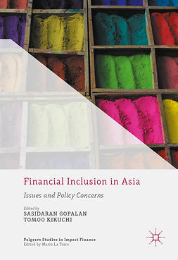 Gopalan, Sasidaran - Financial Inclusion in Asia, ebook