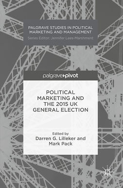 Lilleker, Darren G. - Political Marketing and the 2015 UK General Election, ebook