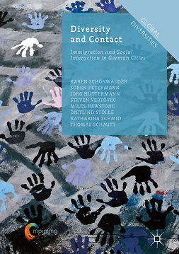 Hewstone, Miles - Diversity and Contact, ebook