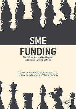 Crovetto, Andrea - SME Funding, ebook