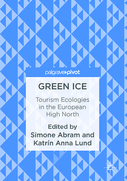 Abram, Simone - Green Ice, ebook
