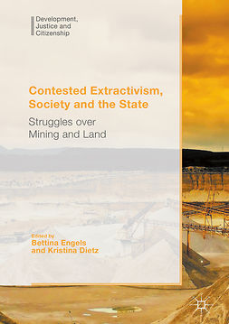 Dietz, Kristina - Contested Extractivism, Society and the State, e-bok