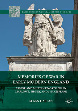 Harlan, Susan - Memories of War in Early Modern England, e-bok