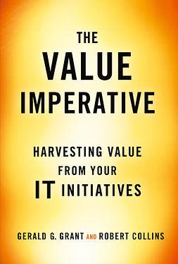 Collins, Robert - The Value Imperative, ebook