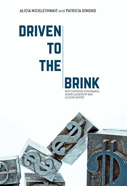 Dimond, Patricia - Driven to the Brink, ebook