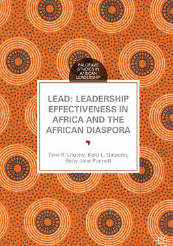 Galperin, Bella L. - LEAD: Leadership Effectiveness in Africa and the African Diaspora, e-bok