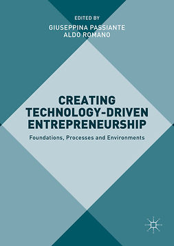 Passiante, Giuseppina - Creating Technology-Driven Entrepreneurship, ebook