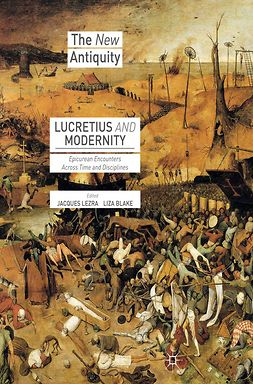 Blake, Liza - Lucretius and Modernity, ebook