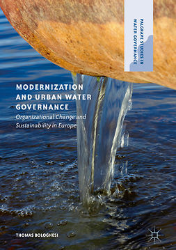 Bolognesi, Thomas - Modernization and Urban Water Governance, ebook