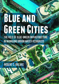 Brears, Robert C. - Blue and Green Cities, ebook