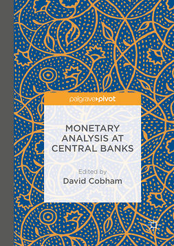 Cobham, David - Monetary Analysis at Central Banks, ebook