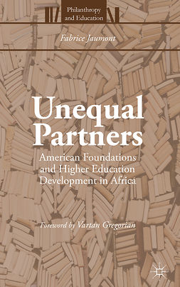 Jaumont, Fabrice - Unequal Partners, ebook