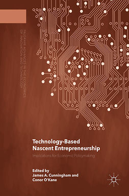 Cunningham, James A. - Technology-Based Nascent Entrepreneurship, ebook