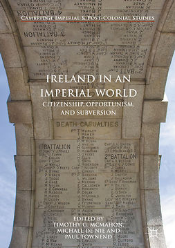 McMahon, Timothy G. - Ireland in an Imperial World, e-kirja