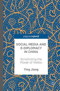 Jiang, Ying - Social Media and e-Diplomacy in China, ebook