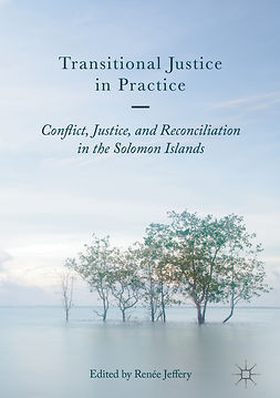 Jeffery, Renée - Transitional Justice in Practice, e-bok