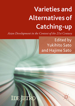 Sato, Hajime - Varieties and Alternatives of Catching-up, ebook