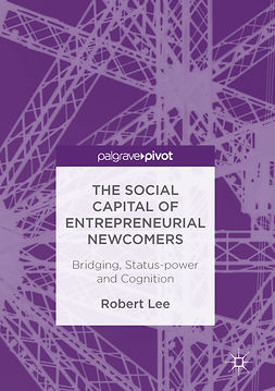 Lee, Robert - The Social Capital of Entrepreneurial Newcomers, ebook