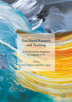 Lopez, Elise - Text-Based Research and Teaching, e-kirja