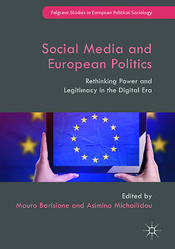 Barisione, Mauro - Social Media and European Politics, e-bok