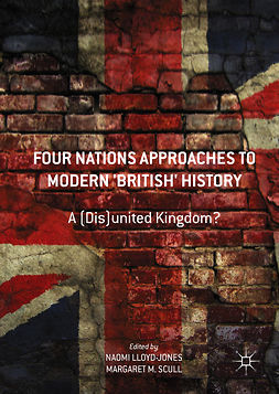 Lloyd-Jones, Naomi - Four Nations Approaches to Modern 'British' History, e-bok