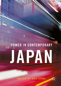 Steel, Gill - Power in Contemporary Japan, ebook