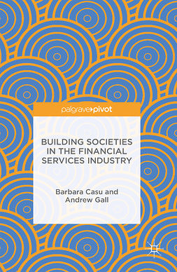 Casu, Barbara - Building Societies in the Financial Services Industry, ebook