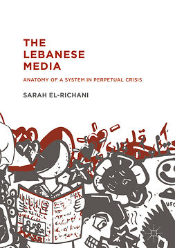 El-Richani, Sarah - The Lebanese Media, ebook