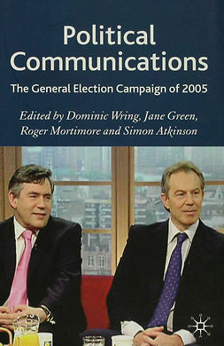 Atkinson, Simon - Political Communications, ebook