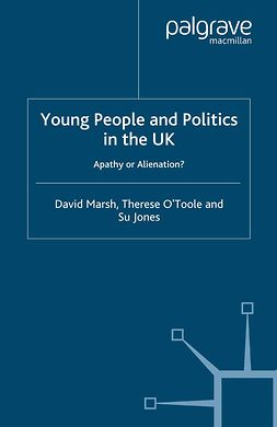 Jones, Su - Young People and Politics in the UK, ebook