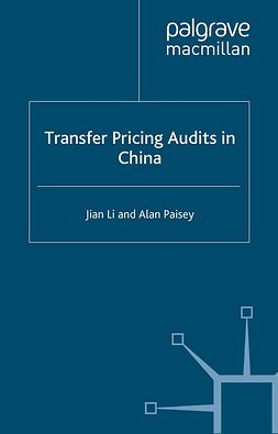 Li, Jian - Transfer Pricing Audits in China, ebook