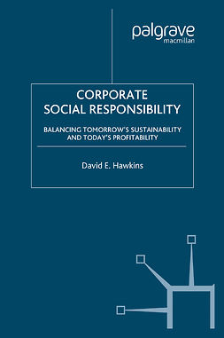 Hawkins, David E. - Corporate Social Responsibility, ebook