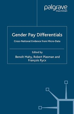 Mahy, Benoît - Gender Pay Differentials, ebook