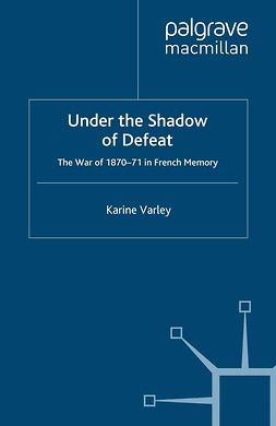 Varley, Karine - Under the Shadow of Defeat, e-bok