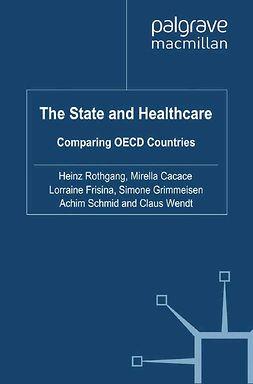 Cacace, Mirella - The State and Healthcare, e-kirja