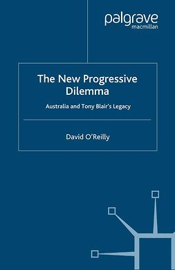 O'Reilly, David - The New Progressive Dilemma, ebook