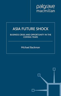 Backman, Michael - Asia Future Shock, e-kirja