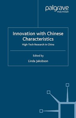 Jakobson, Linda - Innovation with Chinese Characteristics, ebook
