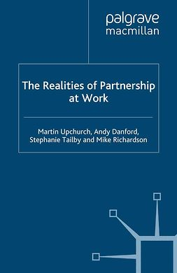 Danford, Andy - The Realities of Partnership at Work, ebook