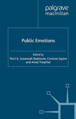 Radstone, Susannah - Public Emotions, ebook